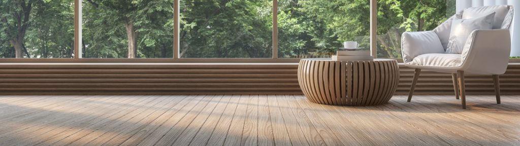 podłoga drewniana a ogrzewanie